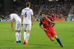 Video bàn thắng Slovakia 0-1 Anh