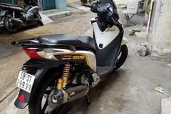 Honda SH 2010 biển siêu đẹp 9999 của dân chơi Sài Gòn