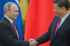 Putin mua kem tặng Tập Cận Bình