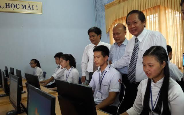 khai giảng, năm học mới, năm học 2016 - 2017, Trương Minh Tuấn, Bộ Thông tin và Truyền thông