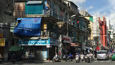 TP.HCM: Chung cư số 440 Trần Hưng Đạo cần phải di dời khẩn cấp