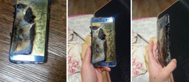 Pin điện thoại cháy nổ, làm gì để bảo vệ bản thân