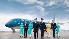 Vì sao Vietnam Airlines chọn  sen vàng 6 cánh làm logo?