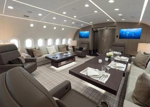 Đại gia giấu tên chi 7.000 tỷ đồng mua máy bay 'siêu sang chảnh'
