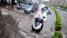 Nước ngập bủa vây Sài Gòn do tắc tư duy?