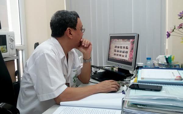 ung thư phổi, ung thư phổi giai đoạn cuối, ung thư giai đoạn cuối, ung thư di căn, PGS.TS Đỗ Quốc Hùng