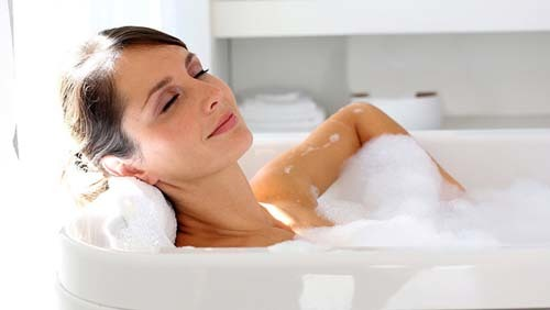 giảm cân, cách giảm cân nhanh, giảm cân hiệu quả, cách giảm cân bằng tắm nước nóng