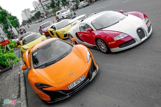 Những đại gia Việt chơi siêu xe qua các thời kỳ