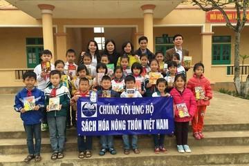 UNESCO vinh danh chương trình Sách hóa nông thôn Việt Nam