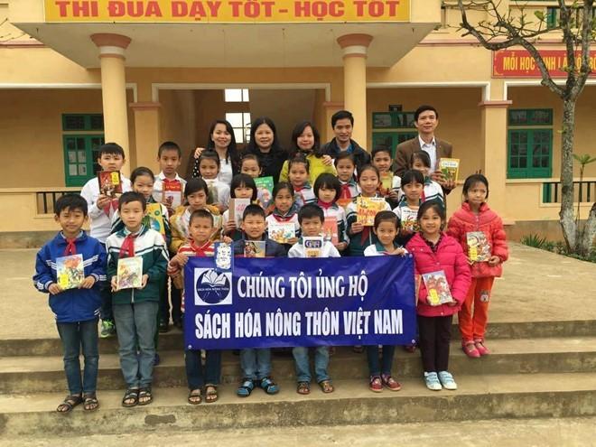 UNESCO, vinh danh, Sách hóa nông thôn Việt Nam