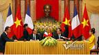 Việt Nam ký hợp đồng mua loạt máy bay Pháp