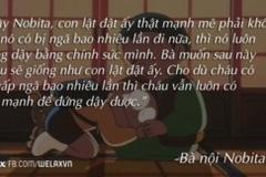 Những câu nói đầy cảm hứng trong Doraemon nếu là fan ai cũng biết