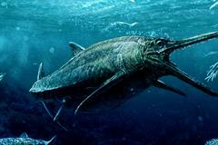 Quái vật biển đáng sợ hơn cả quái vật hồ Loch Ness