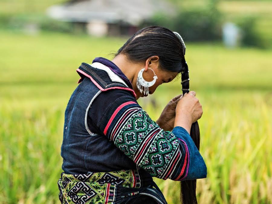 Mê mẩn chân dung các dân tộc Việt Nam qua ống kính nhiếp ảnh gia Pháp