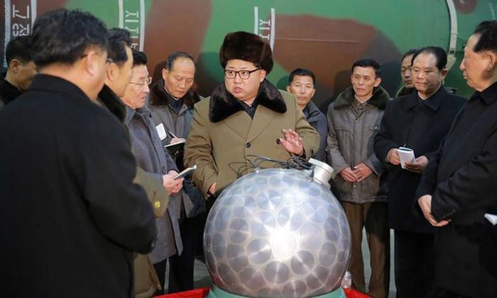 Kim Jong-un, hạt nhân, Triều Tiên, tên lửa, thử nghiệm, vũ khí, phát triển