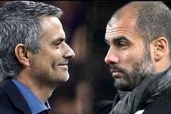 Những cuộc đối đầu kinh điển giữa Mourinho và Guardiola