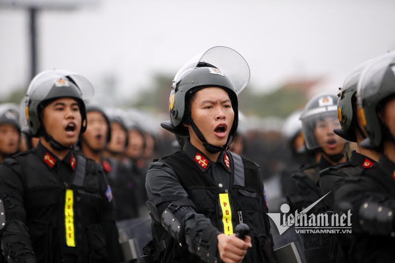 cảnh sát cơ động, cảnh sát đặc nhiệm