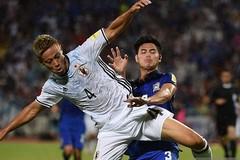 Thua Nhật Bản, Thái Lan xa vời giấc mơ World Cup