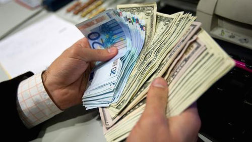Tỷ giá ngoại tệ ngày 7/9: USD diễn biến xấu