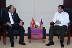 Tổng thống Philippines nhận lời thăm Việt Nam