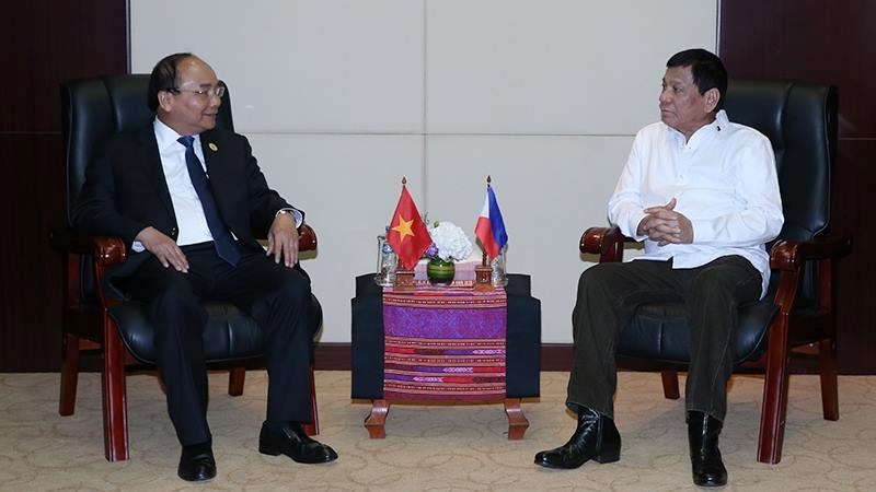 Tổng thống Philippines, Rodrigo Duterte, Tổng thống Philippines Rodrigo Duterte