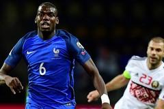 Pogba tịt ngòi, Pháp bị Belarus cưa điểm