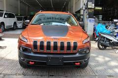 Đại gia võng xếp sắm hàng 'khủng' Jeep Cherokee Trailhawk