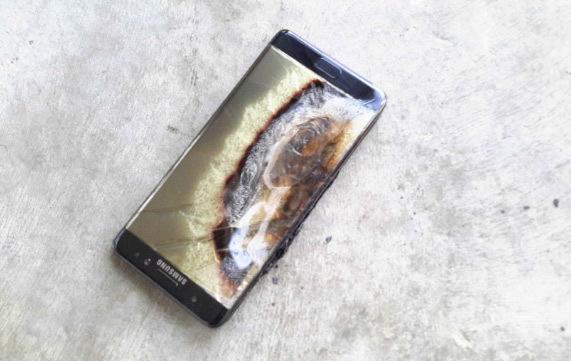 Galaxy Note 7 tiếp tục phát nổ tại Úc