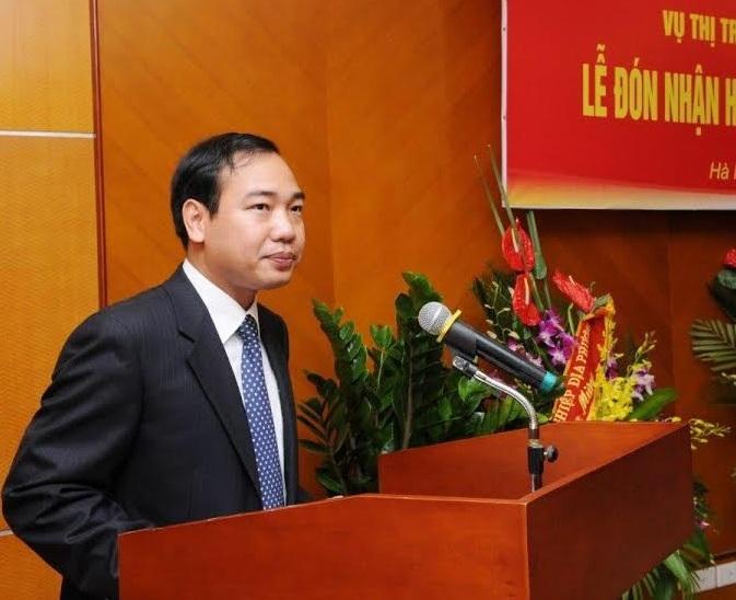 Điều chuyển lãnh đạo: Bộ Công Thương thay Vụ trưởng Tổ chức cán bộ