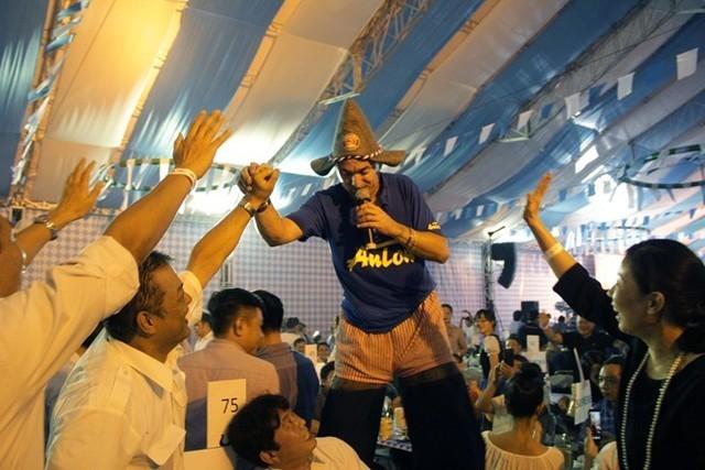 Hình ảnh trong Lễ hội bia Đức năm 2015 ở Hà Nội