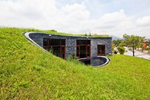 công trình kiến trúc Việt Nam xuất sắc, công trình kiến trúc xanh, kiến trúc sư Võ Trọng Nghĩa