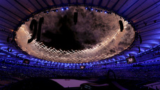 Lung linh lễ khai mạc Paralympic 2016