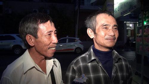Tài xế dìu xe mất phanh, Phan Văn Bắc, Nguyễn Thận, Huỳnh Văn Nén, Bản danh sách của Schindler