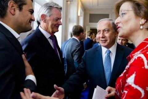 Thủ tướng Israel bị ghẻ lạnh