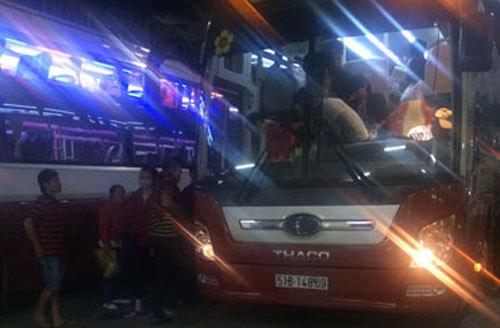 Yêu cầu ngưng hoạt động bến xe 'lậu' của công ty Thành Bưởi