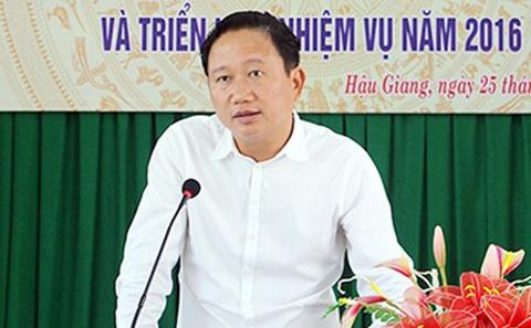 Ông Trịnh Xuân Thanh chưa bị cấm xuất cảnh