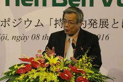 GS. Vũ Minh Giang: Việt Nam và Nhật Bản cần phải bắt tay nhau