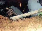 Lào Cai: Mưa lớn, lở đất đá đè 2 người thương vong
