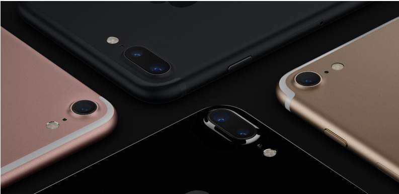 iPhone 7, smartphone, Apple