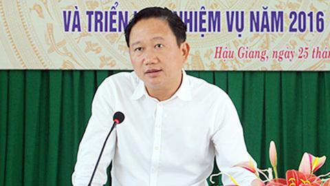Truy tìm Trịnh Xuân Thanh: 4 ngày nữa ông Trịnh Xuân Thanh phải có mặt