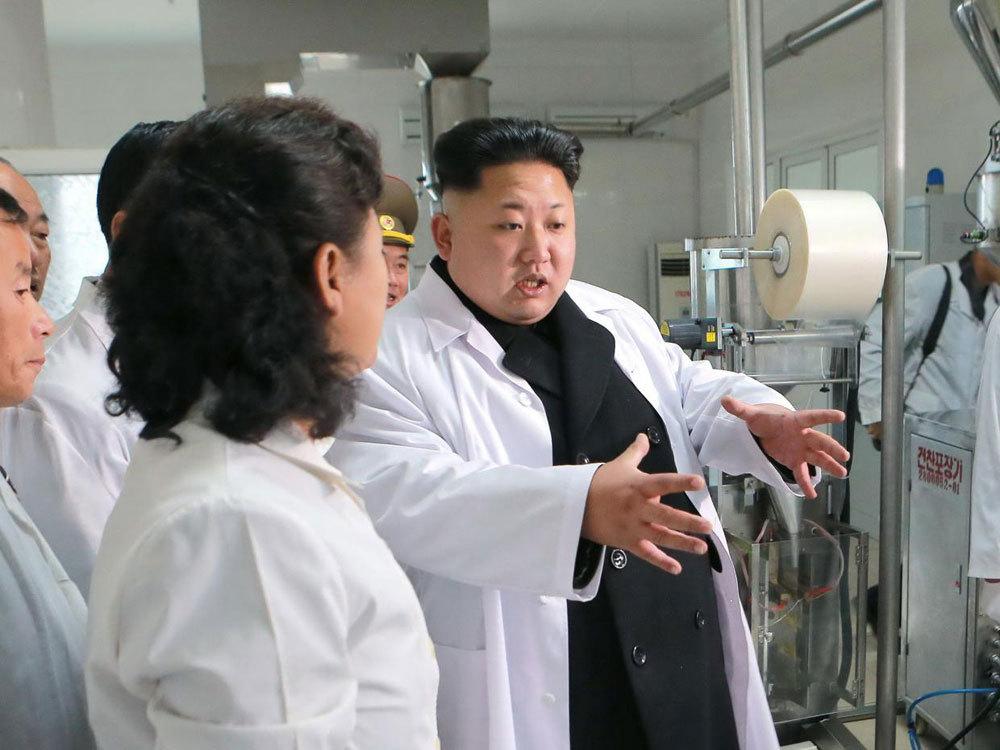 Thần dược, Triều Tiên, nhân sâm, thuốc quý, chữa ung thư, chữa AIDS, Ebola