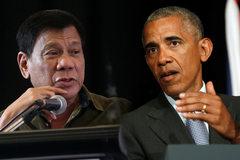Tổng thống Philippines nói không xúc phạm Obama