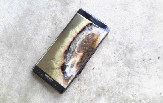 phát nổ, Galaxy Note 7, Note 7, Samsung
