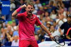 Hạ Nishikori, Wawrinka tranh vô địch US Open với Djokovic
