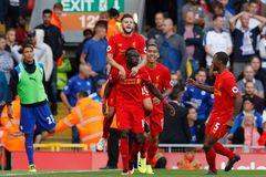 Video bàn thắng Liverpool 4-1 Leicester