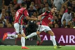 Video bàn thắng Barca 1-2 Alaves