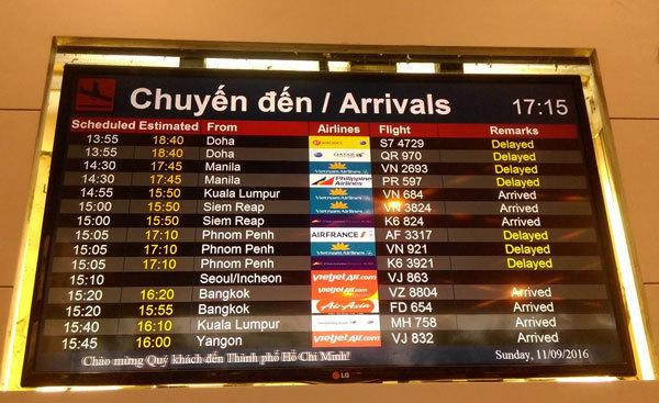 ngập, sài gòn, sân bay Tân Sơn Nhất, mưa lớn, ùn tắc giao thông