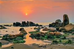 Tuy Phong- Bình Thuận đẹp như miền viễn Tây nước Mỹ