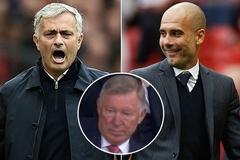 Sir Alex chán Mourinho, nồng nhiệt mừng Pep thắng derby
