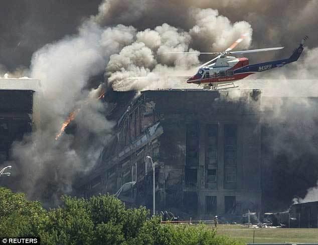 Chiếc máy bay duy nhất trên bầu trời Mỹ sau vụ 11/9